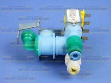 Whirlpool WP12544124 Refrigerator Water Inlet Valve Assembly