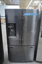 Samsung RF263TEAESG 36  Black Stainless French Door Refrigerator NOB  26213 HL