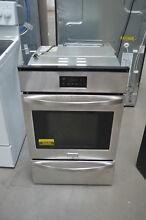 Frigidaire FFGW2415QS 24  Stainless Single Gas Wall Oven NOB  26248 HL
