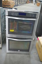 Whirlpool WOD97ES0ES 30  Stainless Double Electric Wall Oven NOB  26242 HL