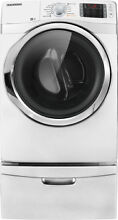 Samsung DV511AGW 27  White Front Load Gas Dryer NIB  8666