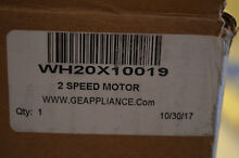 New GE Washer Drive Motor WH20X10019