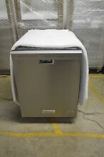 KitchenAid KDFE104DSS 24  Stainless Front Control Dishwasher NOB  8992 CLW