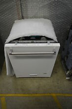 KitchenAid KDTE254EWH 24  White Top Control Dishwasher NOB  9014