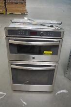 GE PK7800SKSS 27  Stainless Combo Electric Double Wall Oven NOB  26354 HL