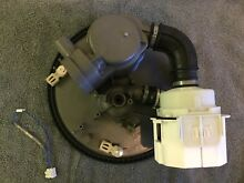 New Whirlpool Dishwasher Pump   Motor W10168823