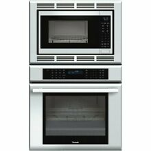 Thermador Masterpiece 30  13 Modes Combination Convection Wall Oven MEDMC301JS
