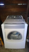 Whirlpool Dryer  Cabrio  Electric  Front Loading  Windowed Door  Sensor Dry