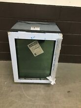 U Line Stainless Undercounter Series 24  Glass Door Refrigerator   2224RGLS 00B