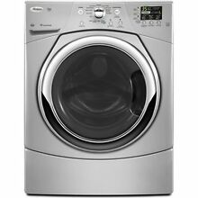 Whirlpool Duet WED9371YL 27  Silver Front Load Electric Dryer  9311