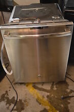 GE PDT750SSFSS 24  Stainless Steel Built in Dishwasher NOB  11155 WLK