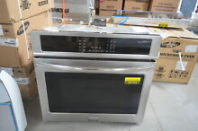 Frigidaire FGEW3065PF 30  Stainless Single Electric Wall Oven NOB  26735 HL