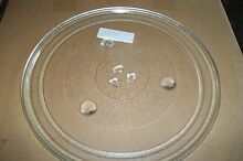 New GE Part  WB49X10227 Replacement Glass Microwave Plate