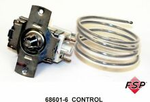 Whirlpool WP68601 6 Refrigerator Temperature Control Thermostat