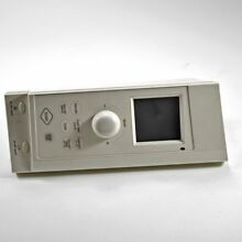 Whirlpool  8205337 Microwave Hood Control Panel  Off White  for KENMORE ELITE
