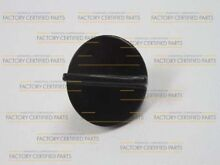 Whirlpool  WP9870487 Trash Compactor Start Switch Knob  Black  for