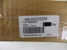 Dryer GE Top Bearing WE03X20228 NEW OEM GENUINE  FREE US SHIPPING