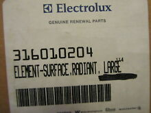 Electrolux   Frigidaire Range  316010204 Large Radiant Surface Element