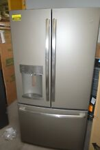 GE PYE22PMKES 36  Slate French Door Refrigerator NOB CD  31218