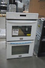 Frigidaire FGET3065PW 30  White Double Electric Wall Oven NOB  27557 HL