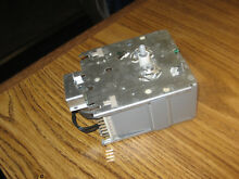 131854200 FRIGIDAIRE WASHER TIMER USED