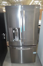LG LFXS24623D 36  Black Stainless French Door Refrigerator NOB  27602 HL