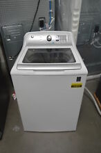GE GTW680BSJWS 27  White Top Load Washer NOB  27635 HL