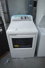 GE GTD65EBSJWS 27  White Front Load Electric Dryer NOB  27637 HL