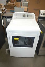 GE GTD65EBSJWS 27  White Front Load Electric Dryer NOB  27666 CLW