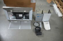 GE JVW5301SJSS 30  Stainless Wall Mt  Chimney Range Hood NOB  27672 HL