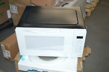 GE PEB7227DLWW 24  White Built In Microwave NOB  27716 HL