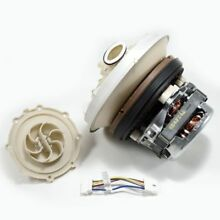 Whirlpool W10428776 Dishwasher Pump and Motor Assembly