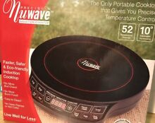 Electric Stove Nuwave Induction Cooktop