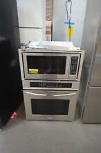 Frigidaire FGMC2765PF 27  Stainless Combination Wall Oven NOB  27826 HL