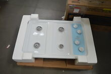 Whirlpool W3CG3014XW 30  White Natural Gas Cooktop NOB  27829 HL
