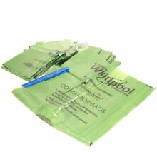 Whirlpool W10351673BU Trash Compactor Bag  180 pack