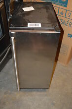 U Line U1215RS00 15  Stainless Built In Compact Refrigerator NOB  17074