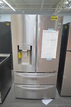 LG LMXS28626S 36  Stainless French Door Refrigerator NOB  27938 HL