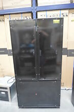 Jenn Air JFC2290RTB 36  Custom Panel French Door Refrigerator NOB CD  28006 HL