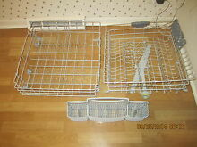 Frigidaire Dishwasher upper and lower racks 154524504  154319526