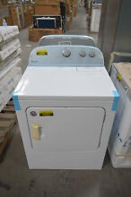 Whirlpool WED4985EW 29  White Front Load Electric Dryer NOB  28089 HL
