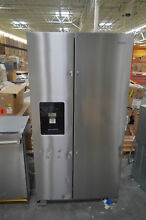 Whirlpool WRS325SDHZ 36  Stainless Side by Side Refrigerator NOB  28222 CLW