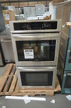 Frigidaire FFET2726TS 27  Stainless Double Electric Wall Oven NOB  28247 HL