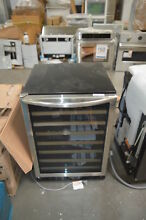 Frigidaire FGWC5233TS 24  Stainless Under Counter Wine Cooler NOB  28291 HL