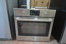 Bosch HBL5351UC 30  Stainless Single Electric Wall Oven NOB  28368 CLW