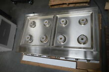 DCS CPV2488L 48  Stainless Liquid Propane 8 Burner Cooktop  28568 HL