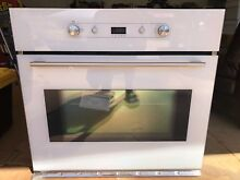 Whirlpool Ikea Nutid 30  In Wall Oven Electric New White  800 Retail Value