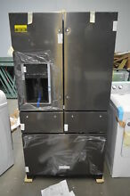 KitchenAid KRMF706EBS 36  Black Stainless French Door Refrigerator NOB  26138 HL