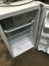 GE Mini Fridge  GMR04GAEBWW WITH ICE TRAY  CLEAN TESTED PRICED CHEAP