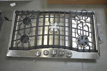 Viking RVGC3365BSS 36  Stainless 5 Burner Drop In Gas Cooktop NOB  29066